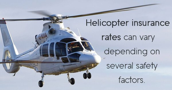 helicopter insurance rates