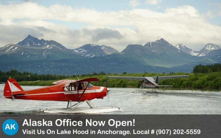 Alaska Office Now Open