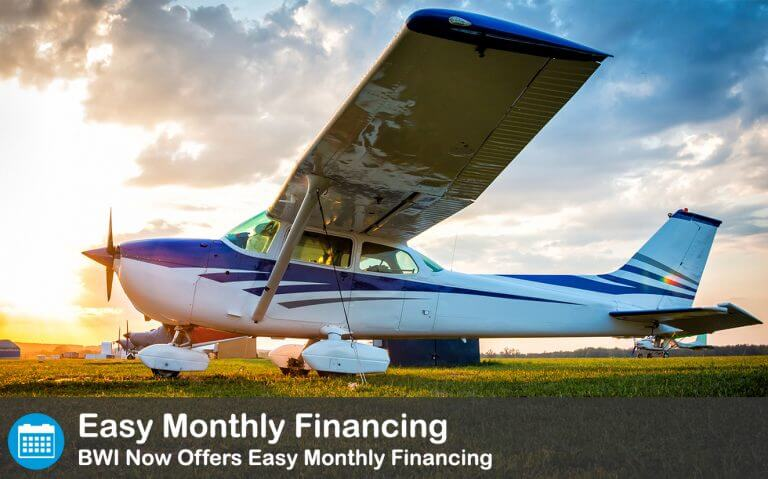 Easy Monthly Financing